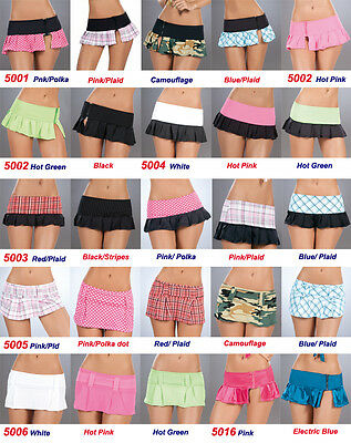 WHOLESALE LOT 40 WOMEN RAVE CLUB DANCE MIXED SKIRTS PANTIES BOY SHORTS S M L