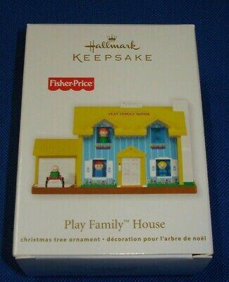 Hallmark 2011 Fisher-Price Play Family House