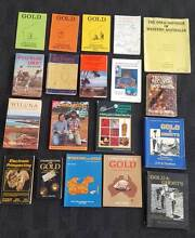 REDUCED*METAL DETECTOR*RARE GOLD BOOKS*HEAPS OF MAGAZINES*BARGAIN Waroona Waroona Area Preview