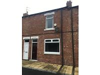 Two bedroomed property in Bridge place Bishop Auckland LOW FEES DSS WELCOME
