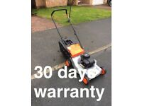 Fully serviced Flymo lawn mower