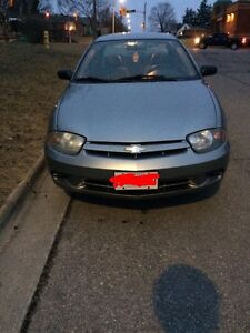2003 Chevrolet Cavalier E TESTED & CERTIFIED