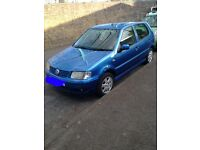 Vw polo 1.4 / SWAP FOR 1L OR 1.2L