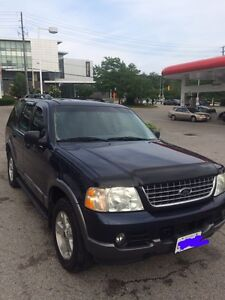 2003 Ford Explorer XLT- LOW KM SAFETY AND ETESTED