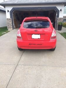 Hyundai Accent (fully loaded)