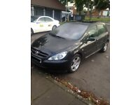 PEUGEOT 307 S 1.6 90K (NOT TURBO REPLICA BMW AUDI FORD)