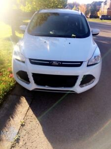 2016 Ford Escape saftyed and etested