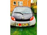 BREAKING ford ka