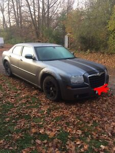 Chrysler 300 parts car