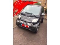 Smar car (fortwo coupe) 0.7 turbo (Vauxhall,volkswagan, ford, marcedes)