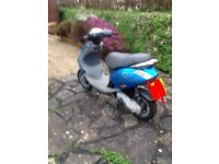 50cc ped 2 stroke (spares and repairs.)