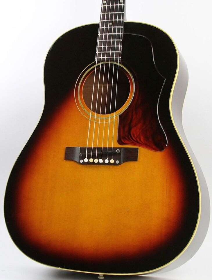 Gibson J-45 1968 tobacco-sunburst acoustic guitar – For sale | in  Liverpool, Merseyside | Gumtree