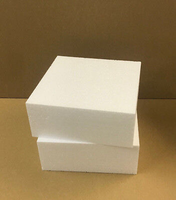 20 EPS PIECES IN LOW DENSITY PACKAGING GRADE  300 X 300 X 125MM