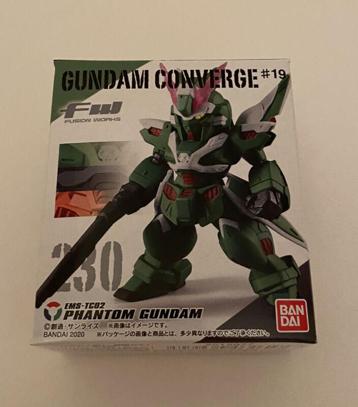 FW Gundam Converge #19 230 Phantom Gundam