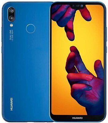 Huawei P20 lite - 64GB - Klein Blue Unlocked Dual Sim Smartphone