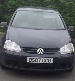 VW GOLF 1.9 TDI 2007 113,000 MILES MOT'D