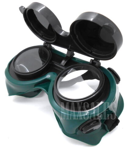 Cutting Grinding Welding Goggles With Flip Up Glasses Oxigen Acetilene Welding
