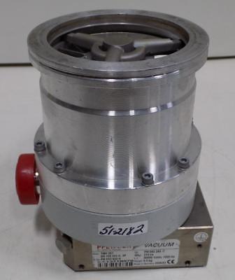 Pfeiffer Turbo Molecular Vacuum Drag Pump Tmh 261dn 100 Iso-k 3p