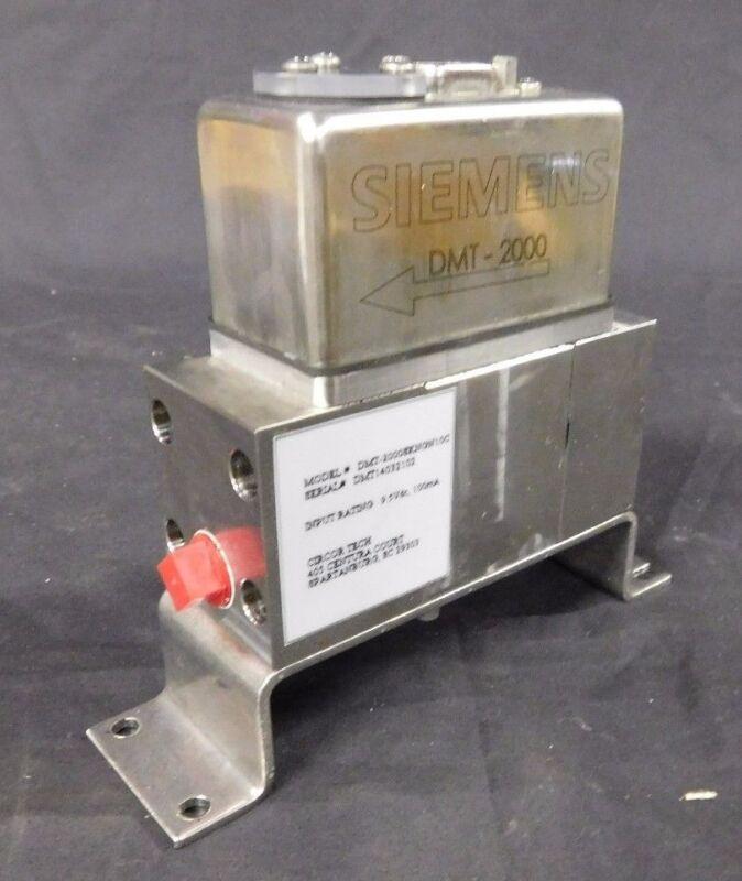 NEW - Siemens DMT-2000 Circor Liquid and Gas Multivariable Flow Meter