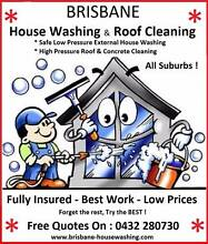 House Washing & Roof Cleaning Experts Brisbane City Brisbane North West Preview