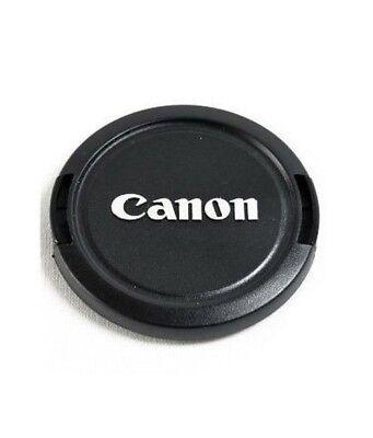 58mm Center Pinch Front Lens Cap for Canon 18-55mm Lens