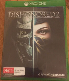 Dishonored 2 Xbox One Game