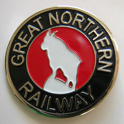 GREAT NORTHERN RAILWAY Railroad PIN (E)