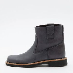 NEW Roots Tribe Leather Shorty Chelsea Boots 5.5