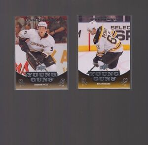 2010-11-UD-JEFF-PENNER-207-YOUNG-GUN-ROOKIE
