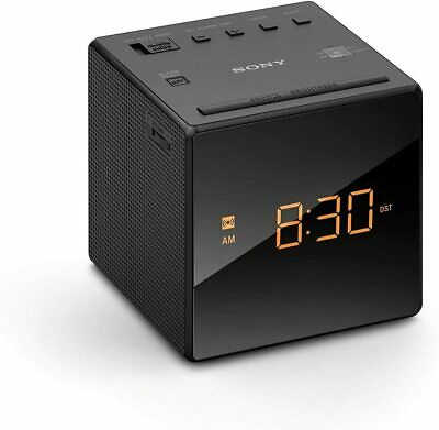 Sony ICF-C1 AM/FM Alarm Clock Radio - Black