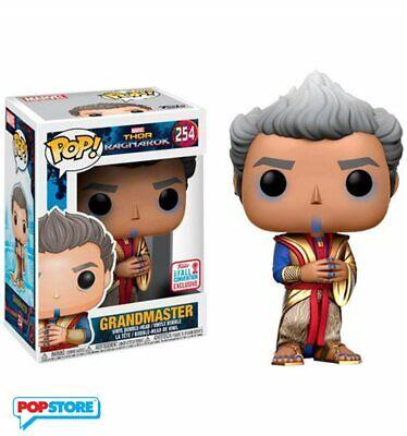 Funko POP!: Marvel: Thor: Ragnarok: Grandmaster Exclusivo