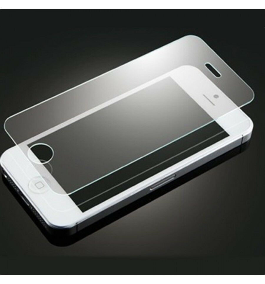 lot 5 vitre ecran film verre tremp protection pr apple iphone 4 5 6 7 s plus ebay. Black Bedroom Furniture Sets. Home Design Ideas