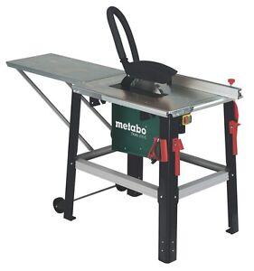 Metabo Tischkreissäge TKHS 315 C 2,0 WNB Ausstellungsmaschine Selbstabholung