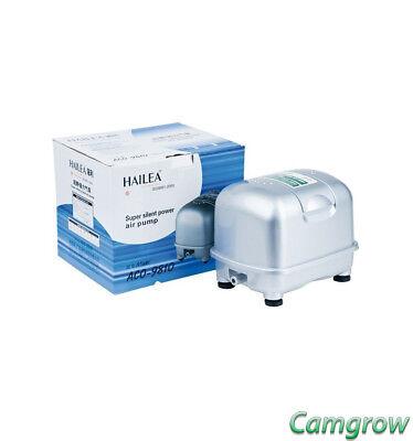 Hailea - ACO 9810 Low Noise 30L/min 6 Way Air Pump - Aquarium Hydroponics