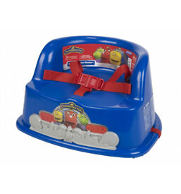 NEW First Years Chuggington Trains One Piece Easy Clean Booster Seat Chair CAN POST 2U