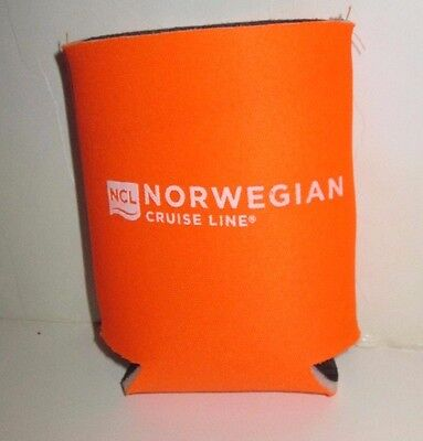 Norwegian Cruise Lines Ncl Ship Logo Deal 2 Coozies Can Or Bottle Holders