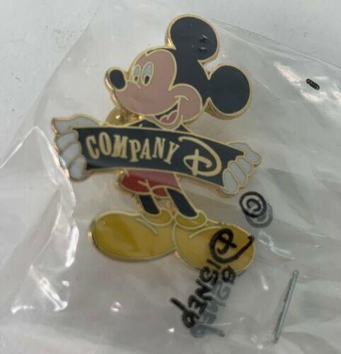 Dsney Company D Cast Member Store Pin