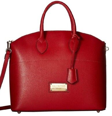 New Valentino Bravia By Mario Valentino Handbag Satchel Purse MSRP $1,195, used for sale  Shipping to Canada