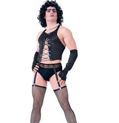 Frank N Furter Costume Adult Mens Rocky Horror Picture Ferter - XL Extra Large -