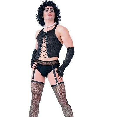 Frank N Furter Costume Adult Mens Rocky Horror Picture Show Frank N Ferter - Frank N Furter Costume