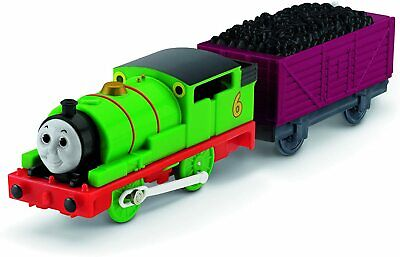 Talking Percy Thomas the Train Trackmaster R9628 Complete Set - Excellent Cond!