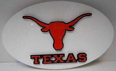 University of Texas Longhorns 3D SIGN 18x11 Great Gift Idea & Sports Room Item! ](Football Sign Ideas)
