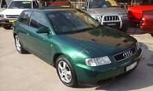 1997 Audi A3 Sporty 1.8 Lt 5 speed Hatch TOP CONDITION Granville Parramatta Area Preview