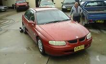 1998 Holden Commodore VT Acclain Sedan 3 months rego Tidy Car Woodbine Campbelltown Area Preview
