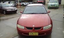 1998 Holden Commodore VT Acclain Sedan 3 months rego Tidy Car Granville Parramatta Area Preview