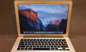 """Apple MacBook Air A1466 13.3"""" Laptop  QUIK SALE Albert Park Port Phillip Preview"""