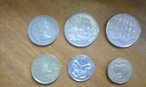 10 x Old New Zealand Coins Toowoomba Toowoomba City Preview