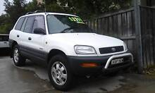 1997 Toyota RAV4 4X4 Wagon 4 Cyl 5 speed TOP Condition Woodbine Campbelltown Area Preview