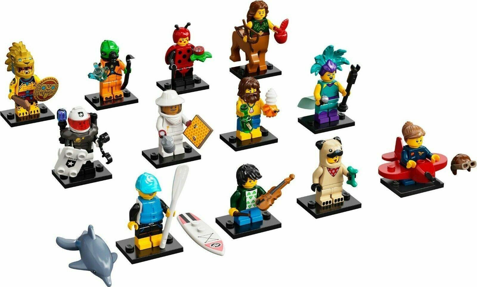 Lego® 71029 Minifiguren Serie 21 zum Aussuchen oder komplett