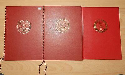 7 DDR Urkunden der NVA  K347